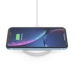 Belkin Ładowarka indukcyjna 10W Wireless Charging Pad (bez zasilacza) biała