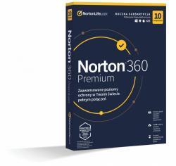 Norton *Norton 360 PREMIUM 75GB PL 1U 10Dvc 1Y 21408749