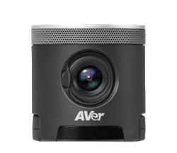 AVerMedia Cam340+ (kamera do wideokonferencji, 4K CMOS Sensor, wbudowany mikrofon, szeroki kąt widzenia)