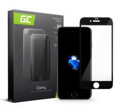 Green Cell Szkło hartowane Clarity iPhone 7,8 C