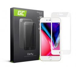Green Cell Szkło hartowane Clarity iPhone 7 8 B