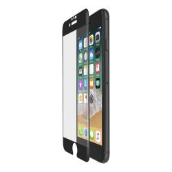 Belkin Szkło ochronne Tempered Curve iPhone 7+/8+ czarny