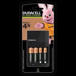 Duracell Ładowarka CEF14 + 2xAA/LR6 + 2xAAA/LR3