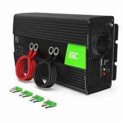 Green Cell Przetwornica Napięcia Inwerter 12V na 230V 1000W/2000W Modyfikowana sinusoida