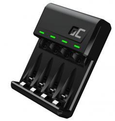 Green Cell Ładowarka VitalCharger do akumulatorów AA / AAA Ni-MH USB-C