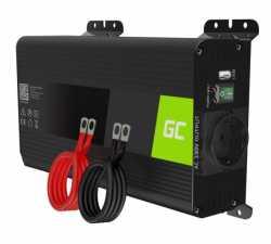 Green Cell Przetwornica napięcia Inwerter 12V 500W/1000W